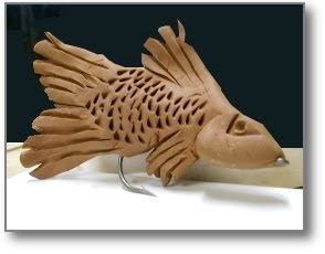 Polymer Clay Central - Polymer Clay Fishing Lures